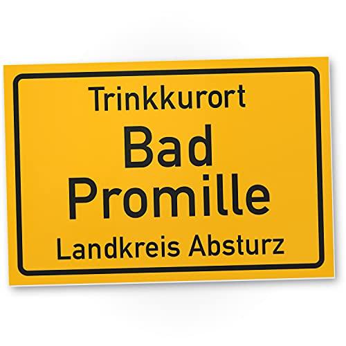 DankeDir! Trinkkurort Bad Promille - Kunststoff...