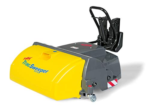 Rolly Toys rollyTrac Sweeper Anbaukehrmaschine...