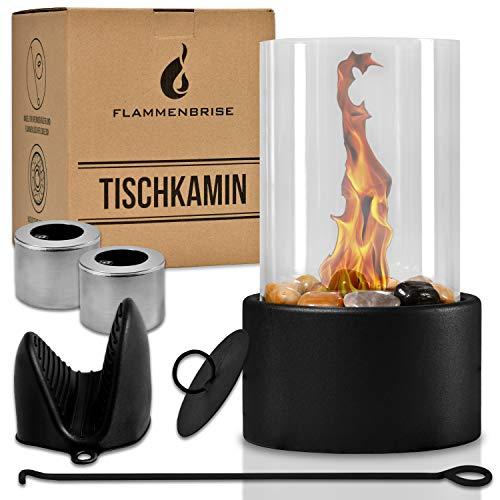 Flammenbrise Tischkamin   Tischfeuer für Indoor...