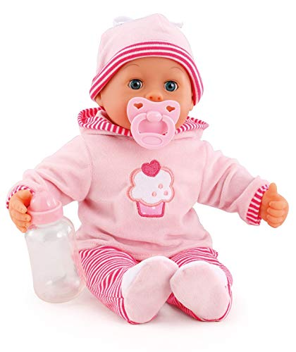 Bayer Design 93816AA Babypuppe First Words mit...