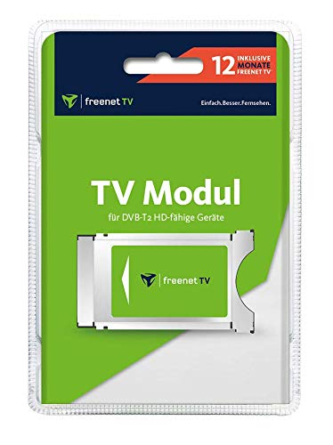 freenet TV CI+ Modul inkl. 12 Monate freenet TV...