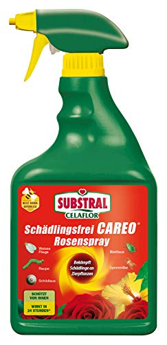 Celaflor Schädlingsfrei Careo Rosenspray,...