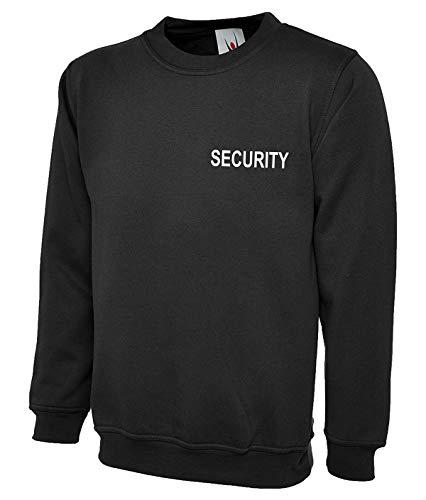 SWEAT-SHIRT SWEAT SECURITY bedruckt vorne und...