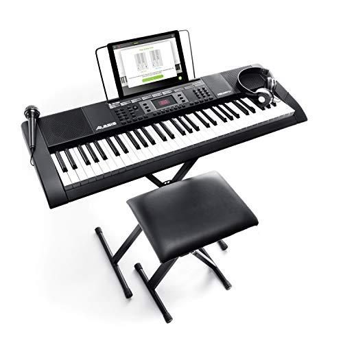 Alesis Melody 61 MKII - Tragbares Keyboard Set - E...