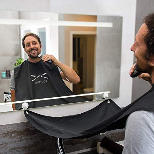 | Bartschürze | Das Barttuch von BARTLOS – für...