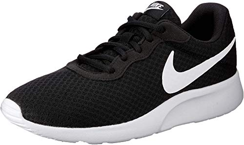 Nike Herren Tanjun Sneaker, Schwarz (011...