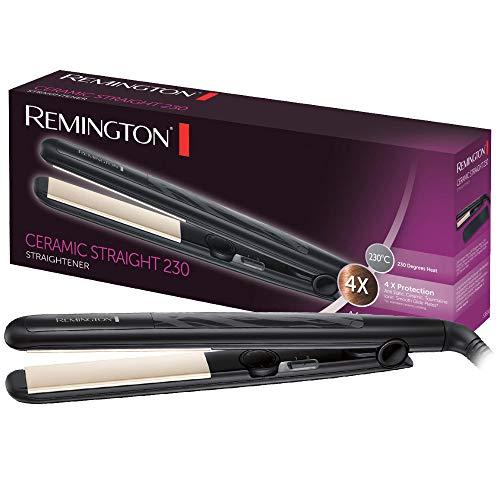 Remington Glätteisen Ceramic Straight (4-facher...