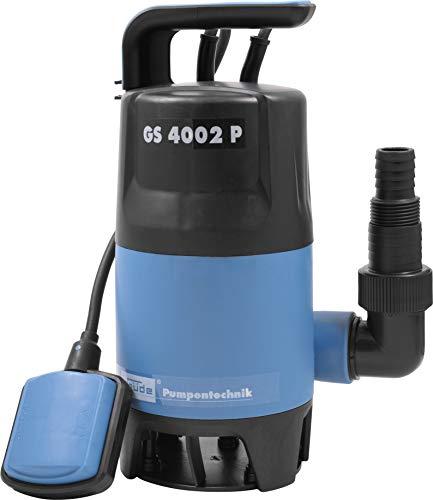 Güde 94630 Schmutzwassertauchpumpe GS4002P mit...
