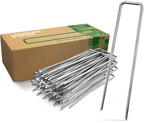 GardenGloss® Anti-Rost Erdanker aus Stahl für...