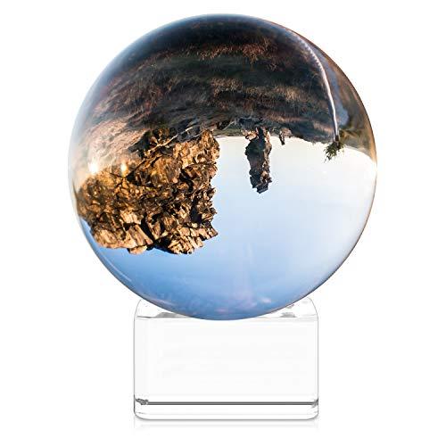 Navaris Glaskugel Fotografie Kugel aus K9 Glas -...