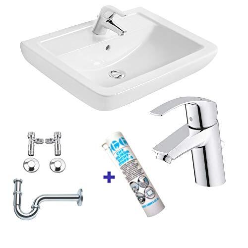 Waschbecken - Waschtisch - 60cm Ideal Standard mit...