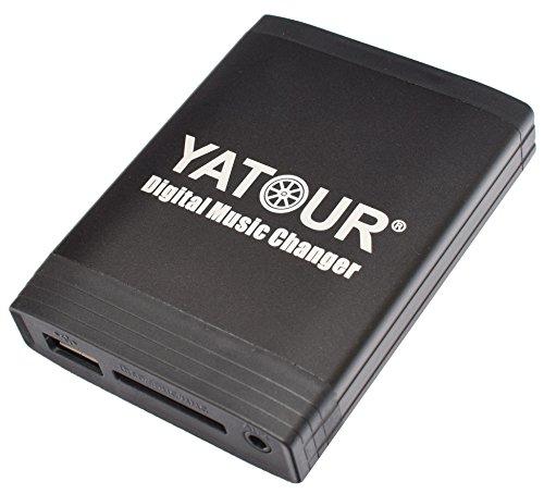 Yatour YT-M06-VOLHU Digitaler Musikadapter USB,...