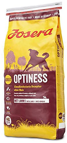 JOSERA Optiness (1 x 15 kg) | Hundefutter mit...