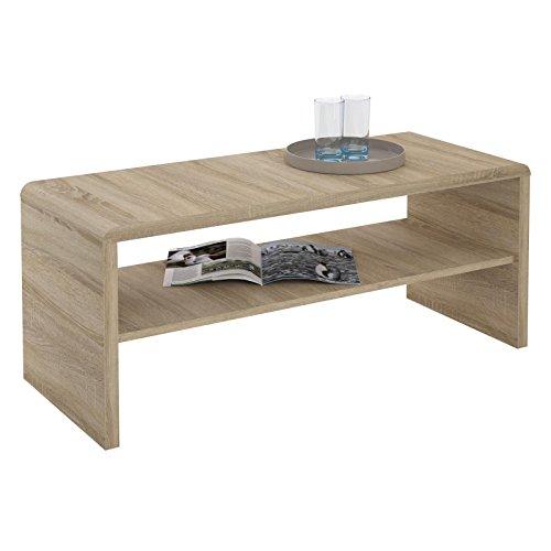 CARO-Möbel TV Lowboard Couchtisch Fernsehtisch...
