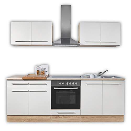 WELCOME X Küchenzeile ohne Elektrogeräte in...