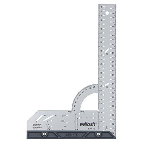Wolfcraft Universalwinkel 5205000 / Winkelmesser...
