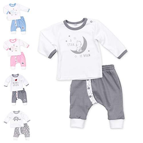 Baby Sweets Baby Set Hose + Shirt Unisex weiß...
