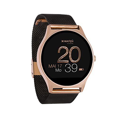 X-WATCH JOLI XW PRO - Smartwatch Damen iOS/iPhone...