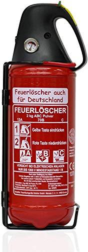 Brandengel Premium Autofeuerlöscher 2kg...