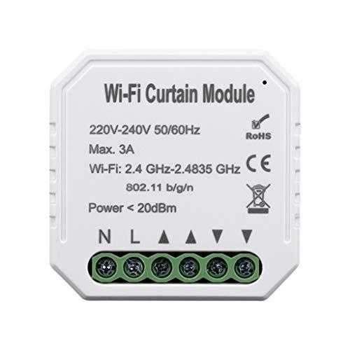 WT-DDJJK Schalter Zubehör, WiFi Smart Vorhang...