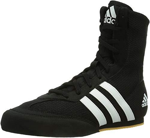 Adidas Boxschuh Box Hog 2, Uni Boxschuhe, Schwarz,...