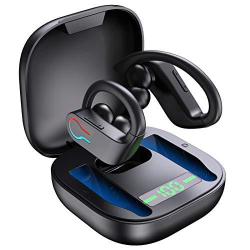 Bluetooth 5.1 Kopfhörer Sport IPX7 Wasserdicht...