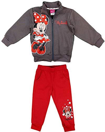 Disney Baby Mädchen Jogging-Freizeit-Sport WARM...