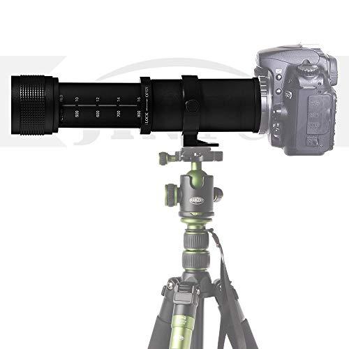 JINTU 420–800mm Super-Telezoom Objektiv...