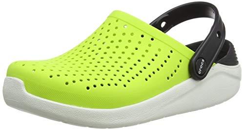 Crocs Kinder Schuhe LiteRide Clog K 205964 Lime...