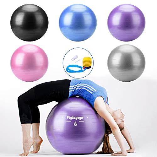 Gymnastik Ball Pilates Ball Gymnastikball...