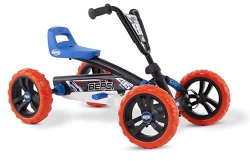 BERG Pedal-Gokart Buzzy Nitro | Kinderfahrzeug,...