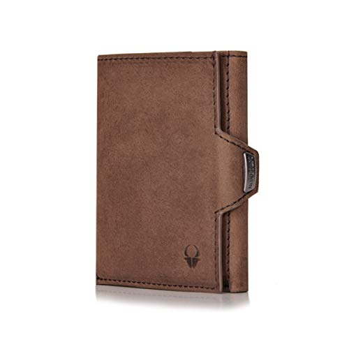 DONBOLSO® Wallety NextGen Leder I Slim Wallet mit...
