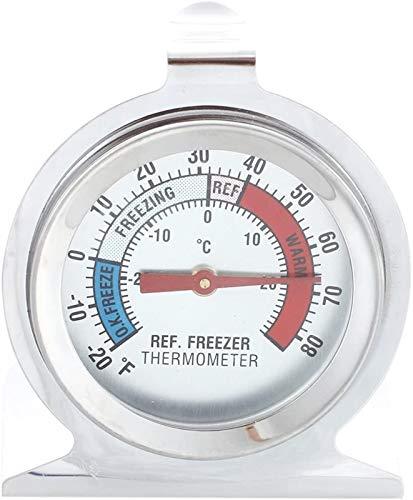 hwljxn Edelstahl-Gäste-Thermometer für...
