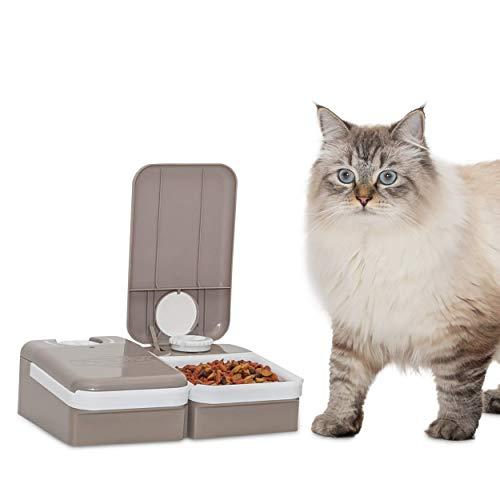 PetSafe Futterautomat für Hunde und Katzen, 2...