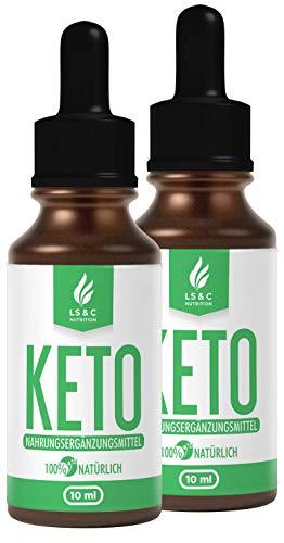 KETO   Drops   Tropfen   Lipo   Burn   EXTREM &...