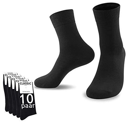 10er-Pack YouShow Socken Herren Damen Unisex...