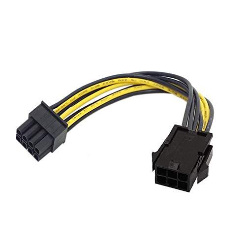 R10 6 Pin auf 8 Pin PCIE PCI Express Grafikkarte...