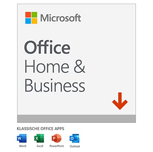Microsoft Office 2019 Home & Business multilingual...