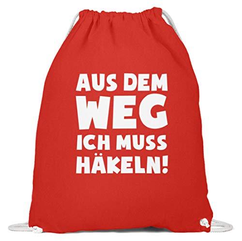 shirt-o-magic Häkeln: Muss Häkeln! - Baumwoll...