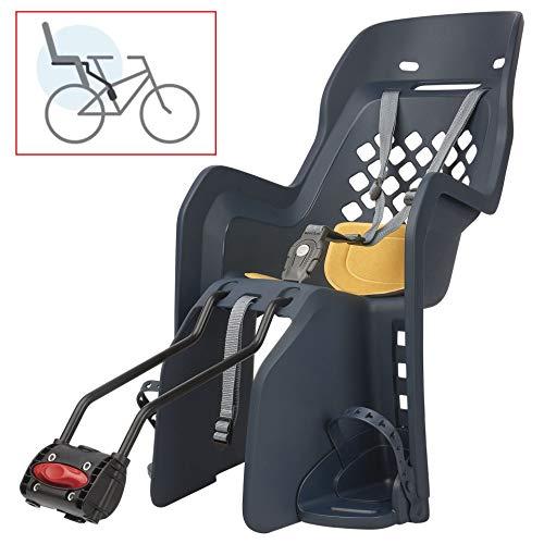P4B | Fahrrad Kindersitz in Denim/Yellow - 9 bis...