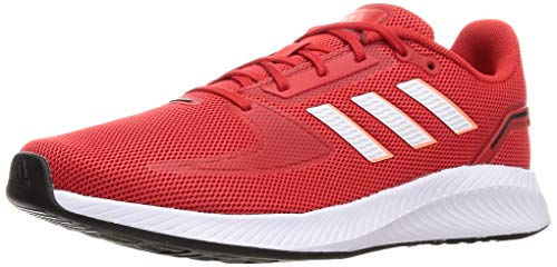 adidas Herren Runfalcon 2.0 Running Shoe, Vivid...
