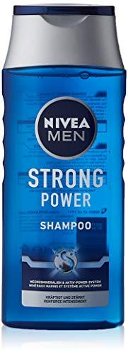 NIVEA MEN Strong Power Shampoo (250 ml),...