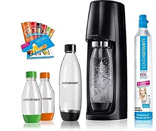 SodaStream Easy Wassersprudler-Set Vorteilspack...