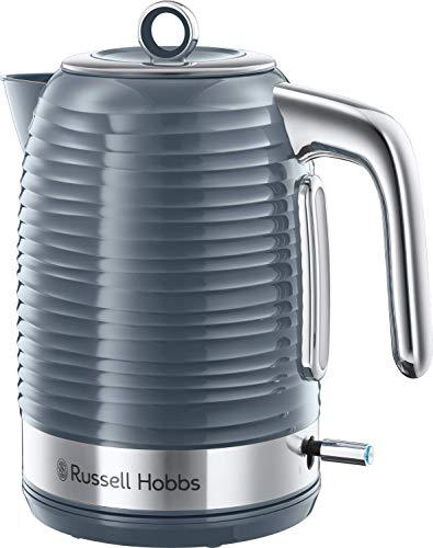 Russell Hobbs Wasserkocher Inspire grau, 1,7l,...