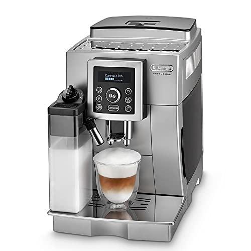 De'Longhi ECAM 23.466.S Kaffeevollautomat mit...
