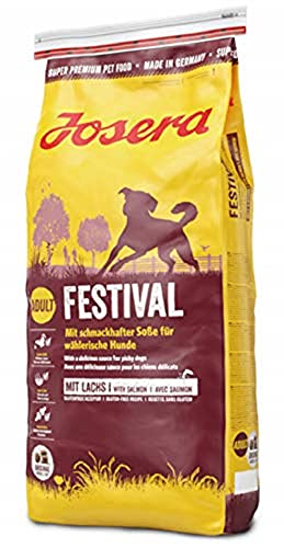 JOSERA Festival (1 x 15 kg) | Hundefutter mit...