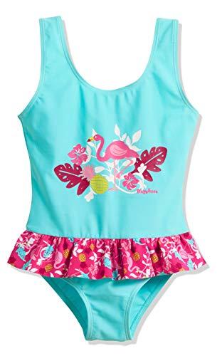 Playshoes Mädchen UV-Schutz Flamingo Badeanzug,...