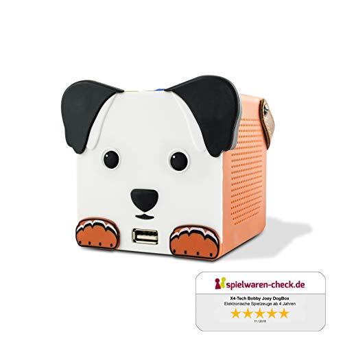 X4-TECH Bobby Joey Dogbox - Bluetooth-Box für...