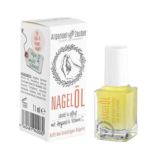 Arganoel-Zauber Nagelöl, Nagelhärter inkl....