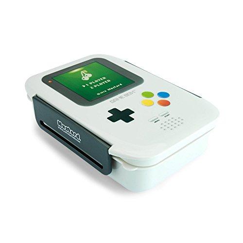 MUSTARD - Retro Gamer Lunch Box I Brotdose aus...
